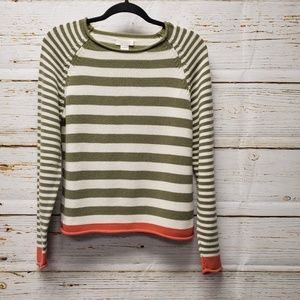 Christopher & Banks Striped Sweater